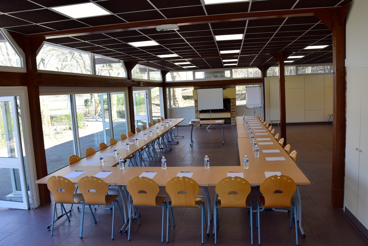 Salle Des Bernaches Ile De Loisirs 78